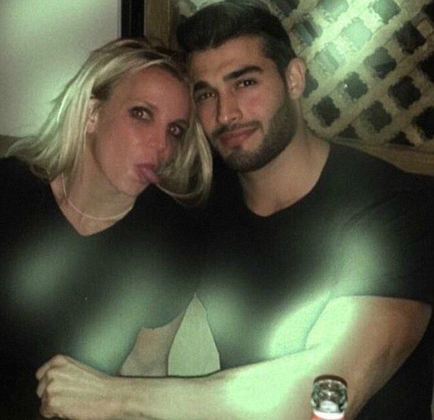 Britney Spears i Sam Asghari na randce