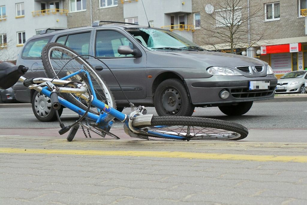 10 grzechów głównych warszawskich rowerzystów