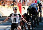 Tour de France 2017. Froome odzyskał koszulkę lidera! Matthews wygrał etap