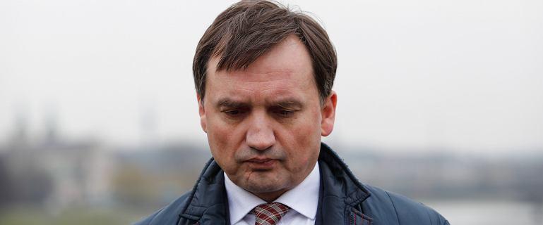 RMF FM nieoficjalnie: Dymisja Zbigniewa Ziobry możliwa w przyszłym tygodniu