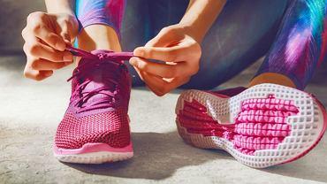Damskie buty sportowe / Źródło: Shutterstock