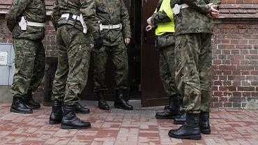 Wojsko (zdjęcie ilustracyjne)