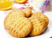 Ciasteczka pomarańczowe - ugotuj