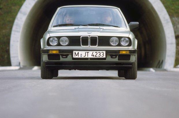BMW serii 3 (druga generacja)