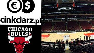 Chicago Bulls i Cinkciarz.pl (Conotoxia) umową sponsorską związane są od 2015 roku
