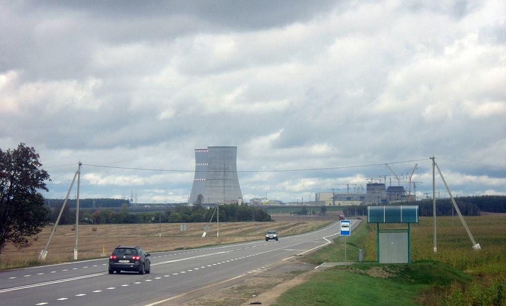 Białoruska Elektrownia Jądrowa w Ostrowcu