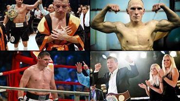 Tomasz Adamek, Krzysztof Włodarczyk, Andrzej Gołota, Dariusz Michalczewski
