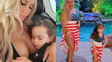 Coco Austin z córką