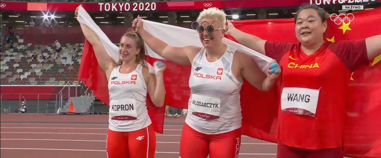 Anita Włodarczyk ze złotem igrzysk i przeszła do historii! Kopron też z medalem!