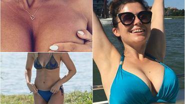 W 'M jak miłość' nie brakuje pięknych kobiet. W sezonie wakacyjnym wiele z nich chwali się swoimi wdziękami. Pobyt nad morzem, wizyta na basenie lub może sesja w 'Playboyu' albo reklama bielizny? Czy wiecie, które z gwiazd serialu TVP2 pochwaliło się zdjęciami w bikini? Sprawdźcie!
