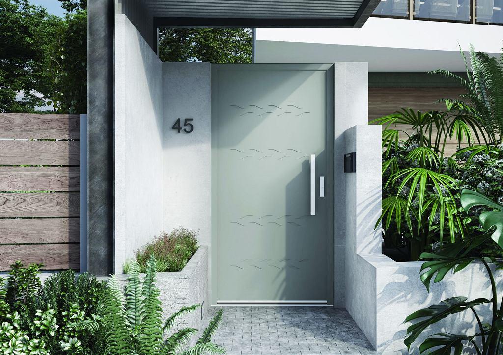 Drzwi Premium Vetrex - model Feuille