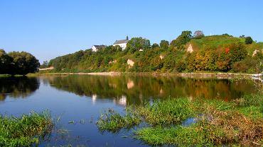 Drohiczyn, Góra Zamkowa/ Fot. CC BY-SA 3.0/ Wikimedia Commons