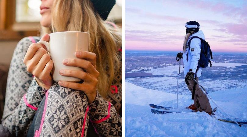 Bielizna termoaktywna to absolutny must have wszystkich amatorów sportów zimowych.