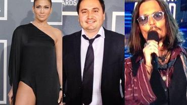 Johny Depp, Jennifer Lopez, Paweł Sęp