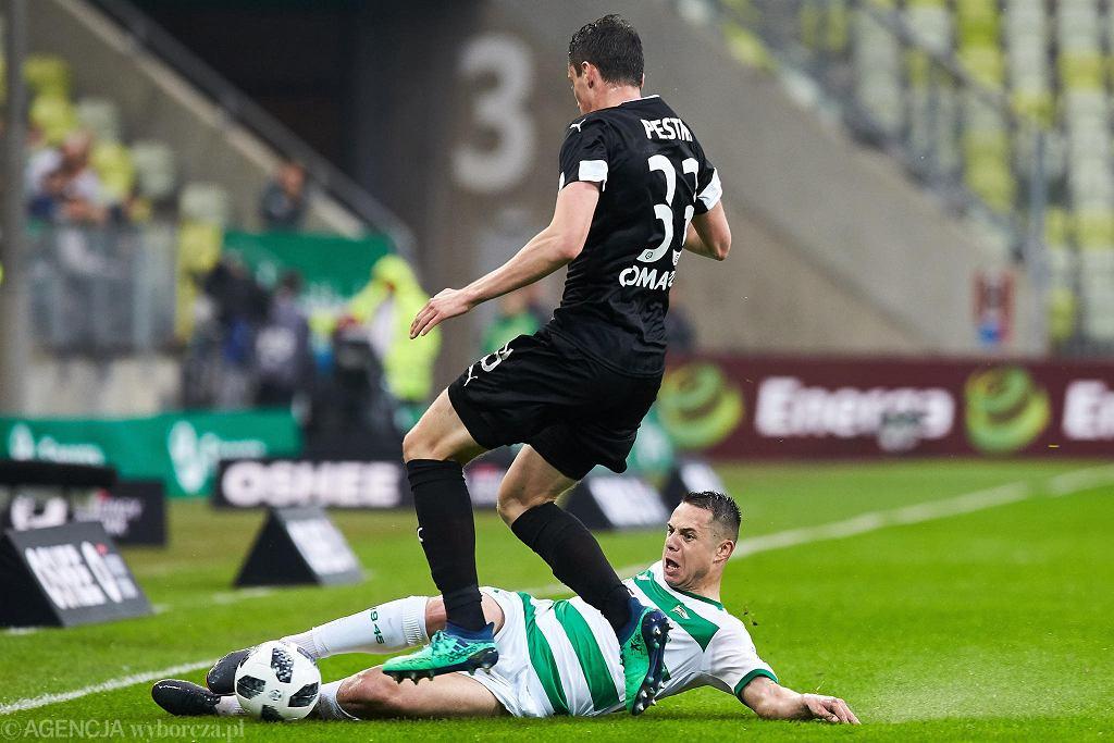 Cracovia - Lechia Gdańsk 0:0