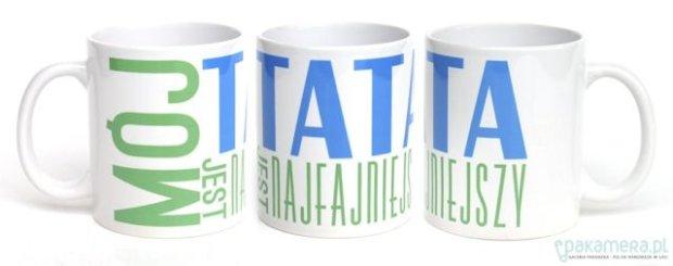 Kubek One Mug a Day, Pakamera, cena: 37 zł
