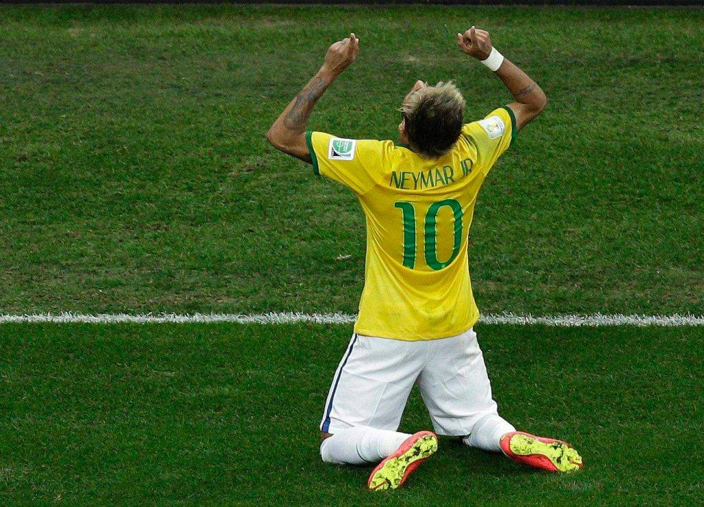 Kamerun - Brazylia 1:4