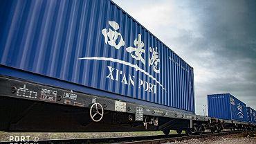 Rusza pociąg z Gdańska do Chin