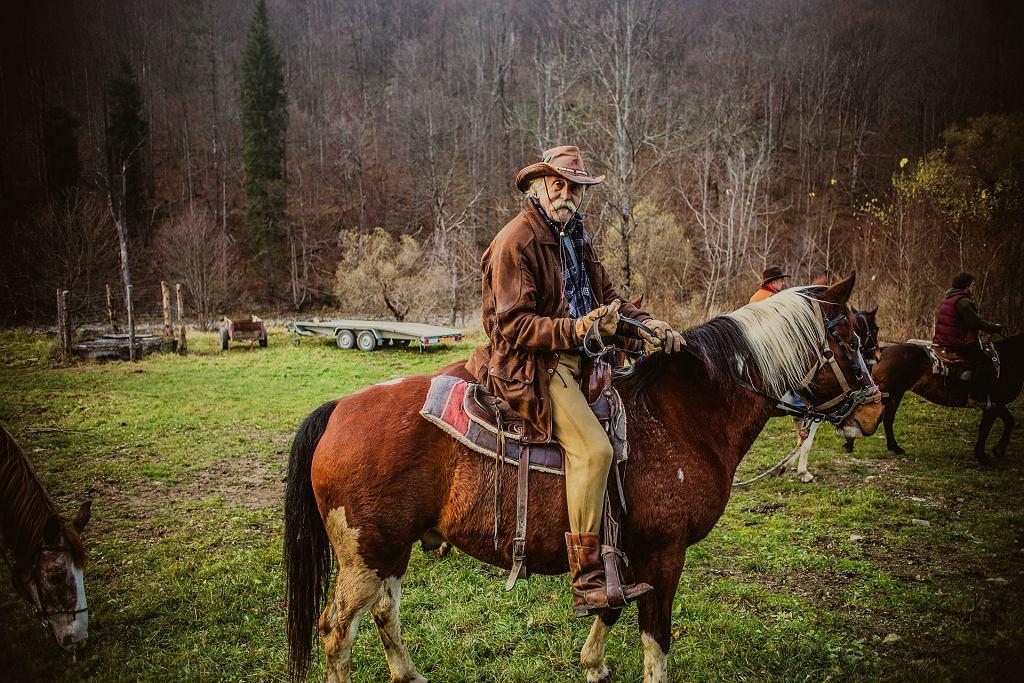 Kowbojskie życie w Bieszczadach