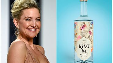 Kate Hudson: King St. Vodka