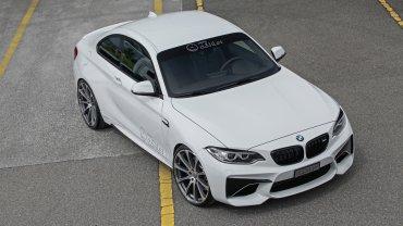 BMW M2 z silnikiem M4