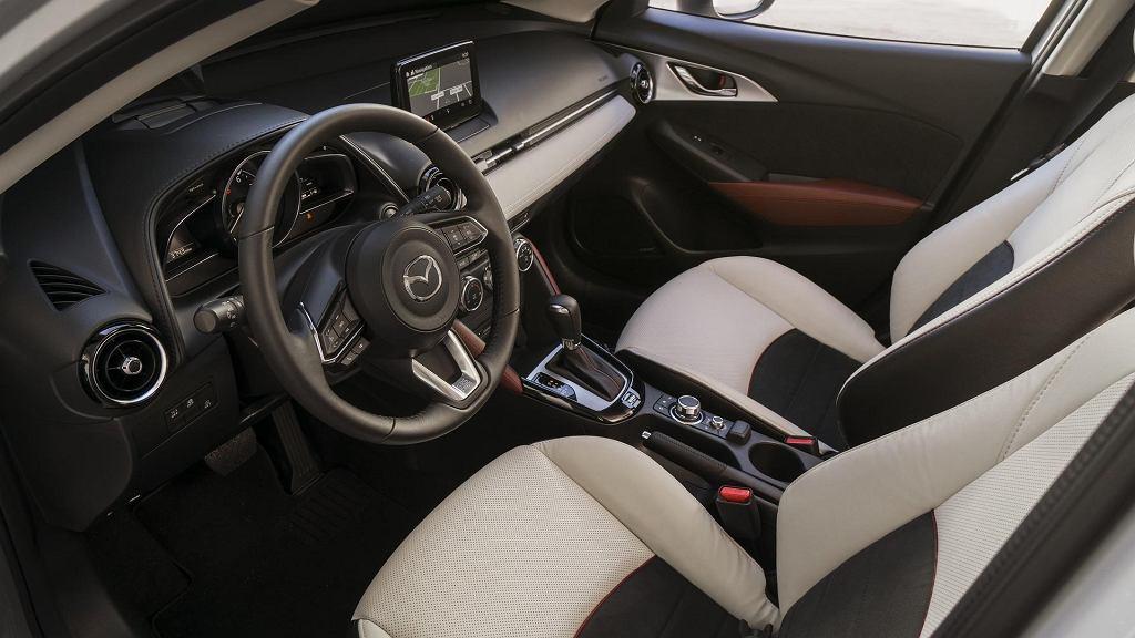 Mazda CX-3 2017 (USA)