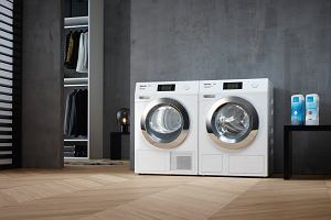 Nowe modele pralek i suszarek Prestige marki Miele