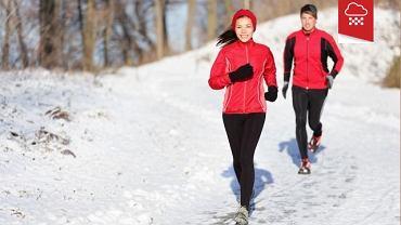 Zimowy plan treningowy dla średnio zaawansowanych biegaczy