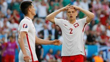 Polska - Irlandia Północna 1:0. Bartosz Kapustka i Michał Pazdan