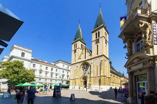 Katedra Najświętszego Serca Jezusowego w Sarajewie