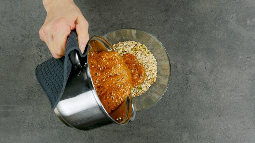 pikantna granola