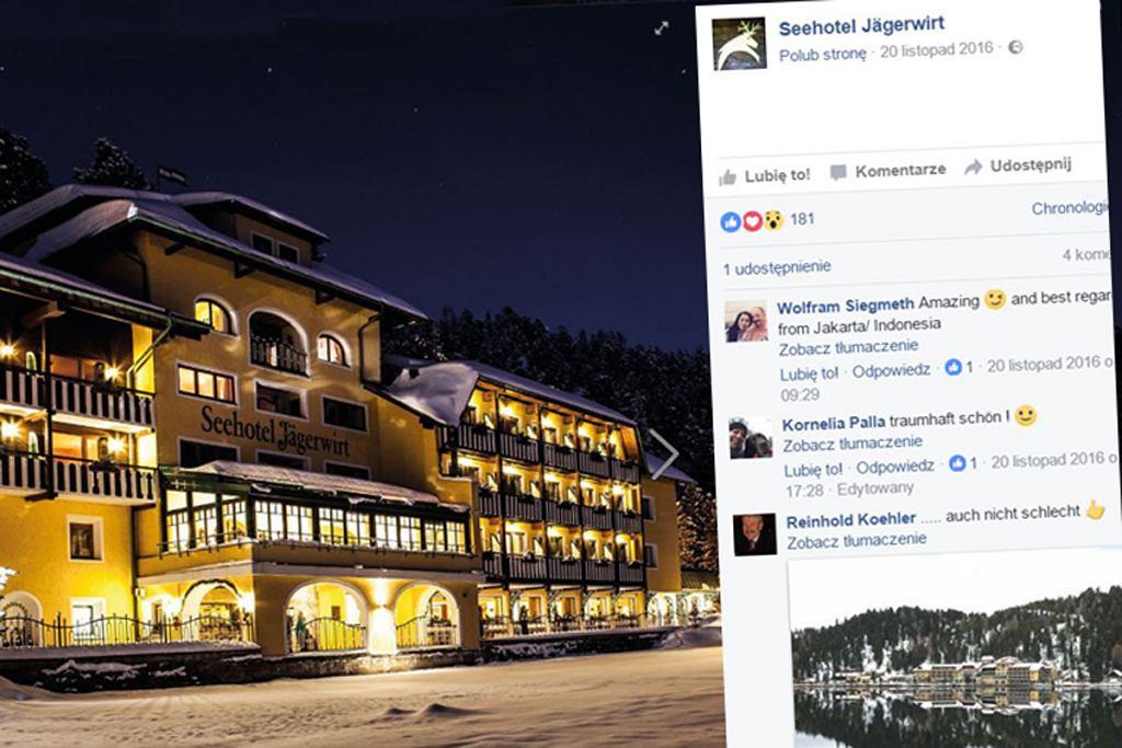 Luksusowy hotel Seehotel Jägerwirt zaatakowany przez cyberprzestępców
