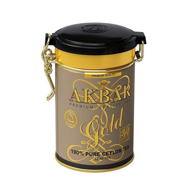 Akbar Tea Gold - 100 g ok. 15,80 zł