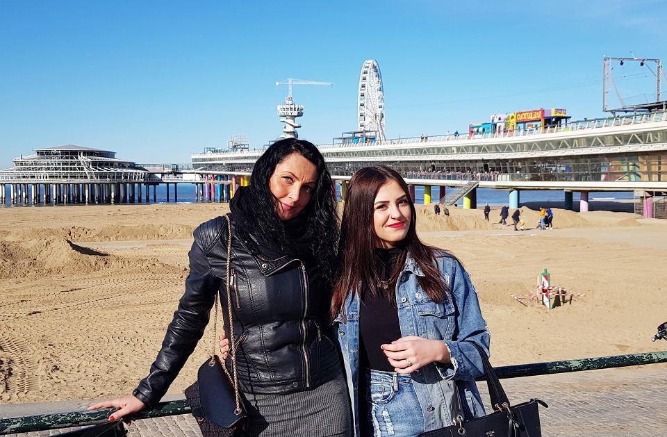 Marta Dytko i jej córka Natalia