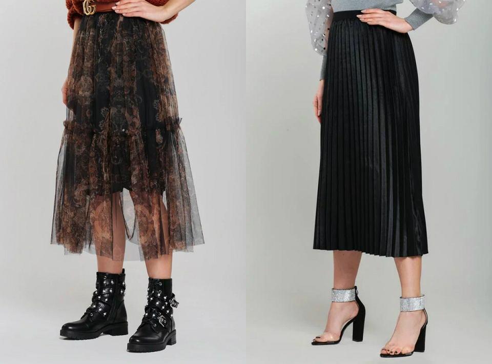Spódnice w eleganckim wydaniu