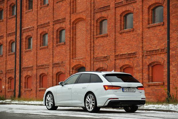 Audi A6 Avant 50 TDI vs. Volvo V90 D5