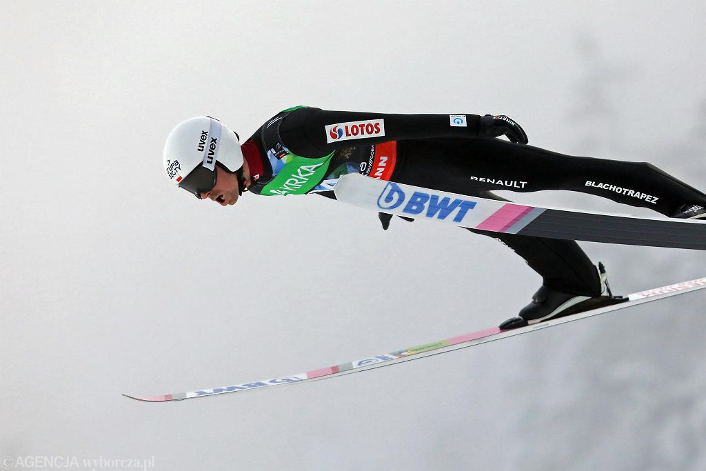 Słowenia. Zawody w skokach narciarskich