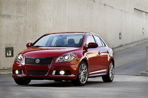 Kizashi występuje tylko jako 4-drzwiowy sedan. Auto może mieć pod maską tylko jeden silnik - 2.4 o mocy 178 KM