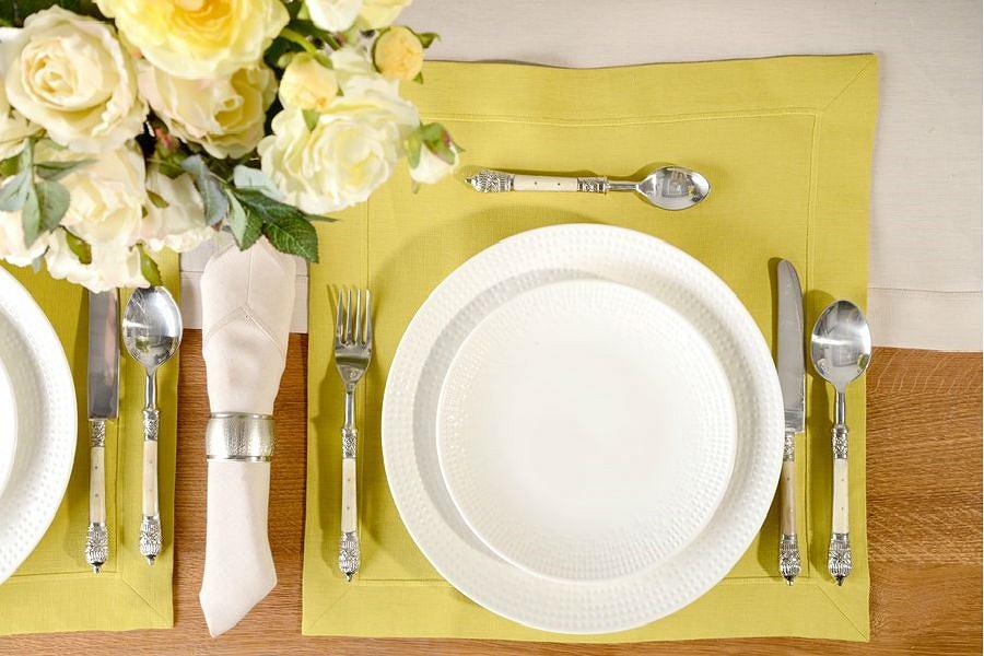 Zasady savoir vivre - jak prawidłowo nakryć stół?