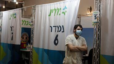 Akcja szczepień w Izraelu