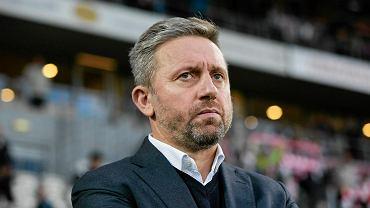 Trener Wisły Płock Jerzy Brzęczek