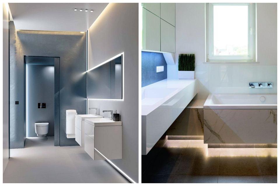 Sposoby wykorzystania taśmy LED w łazience