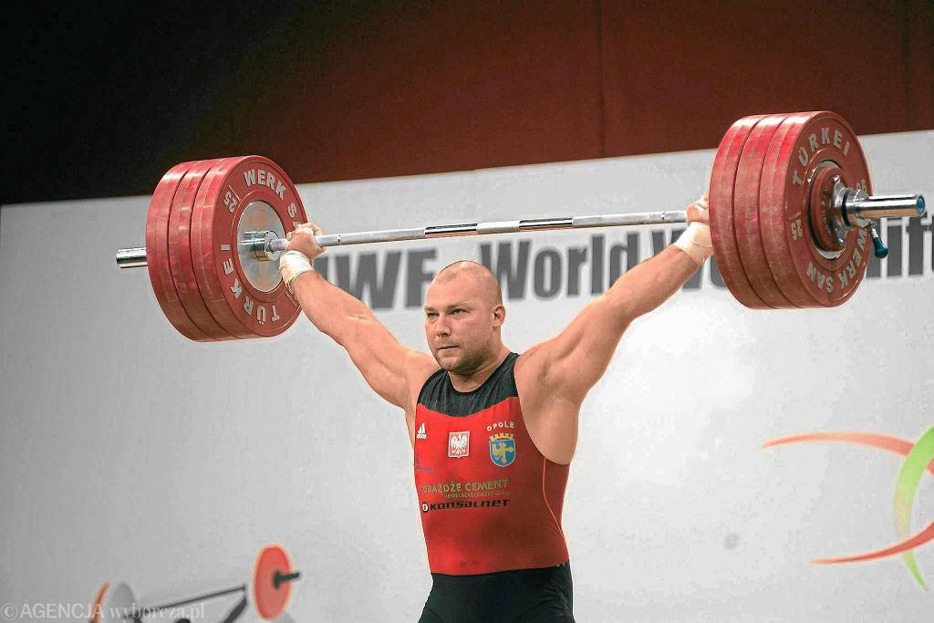 Bartłomiej Bonk cztery lata temu zdobył brązowy medal igrzysk olimpijskich