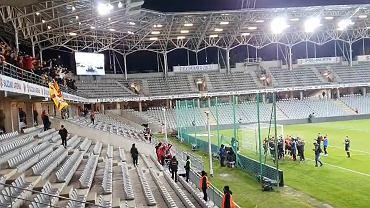 Incydent po meczu Korony Kielce z Widzewem Łódź