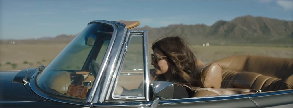 Monica Cruz w teledysku 'Cloud 9' / screen z Youtube