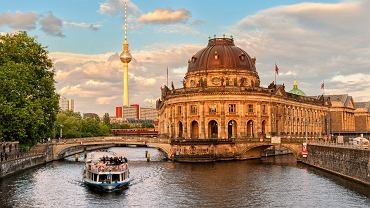 Berlin - Muzeum Pergamońskie / shutterstock