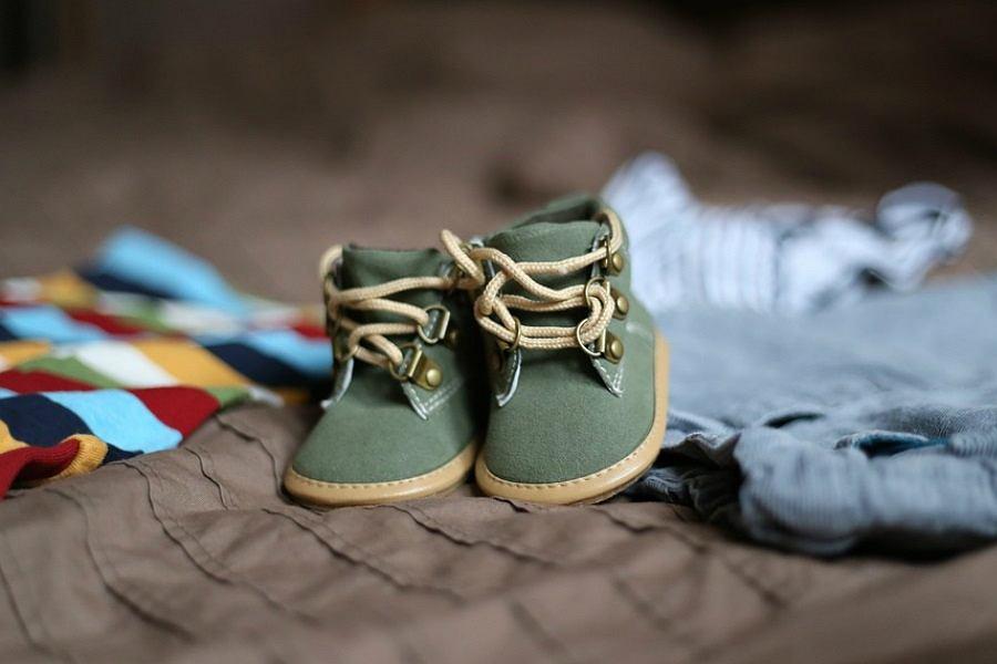 Dziecięce rozmiary butów