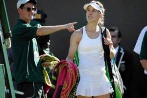 Wimbledon 2015. Eugenie Bouchard - jaka piękna katastrofa