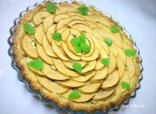 Tarta cynamonowa z jabłkami - ugotuj