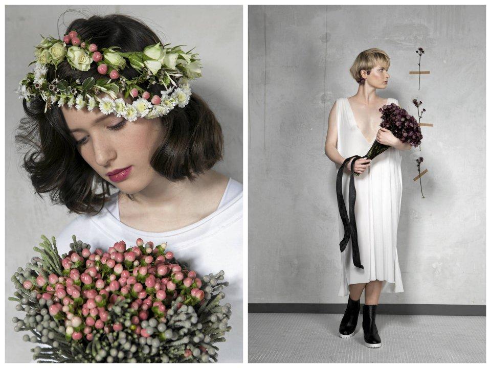Zdjęcie numer 1 w galerii - Ślub: Nie przebierajcie się, ale ubierzcie tak, jak lubicie. Choćby w znoszone sandały